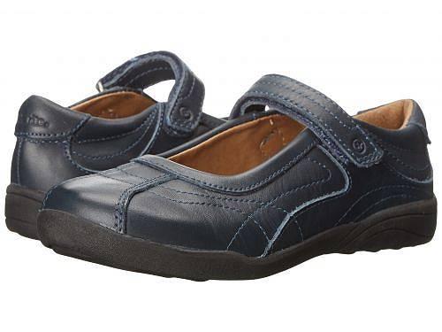 送料無料 Stride Rite ストライドライト 子供靴 フラットシューズ 女の子用 キッズシューズ Stride Rite ストライドライト Claire (Toddler/Little Kid) - Navy
