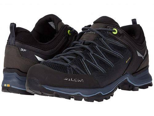 サレワ Salewa メンズ 男性用 シューズ 靴 スニーカー 運動靴 Mountain Trainer Lite GTX - Black/Black