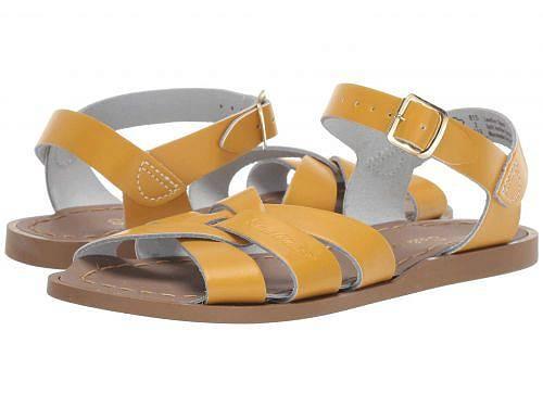 送料無料 Salt Water Sandal by Hoy Shoes 女の子用 キッズシューズ 子供靴 サンダル The Original Sandal (Toddler/Little Kid) - Mustard