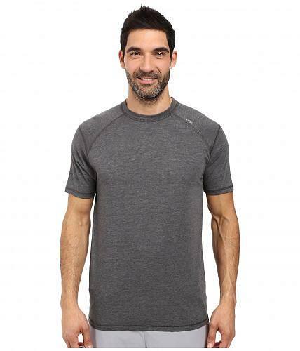 送料無料 タスクパフォーマンス tasc Performance メンズ 男性用 ファッション アクティブシャツ Carrollton Top - Black Heather