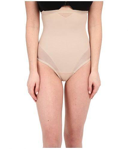 送料無料 ミラクルスーツ Miraclesuit Shapewear レディース 女性用 ファッション 下着 ショーツ Sheer Extra Firm Shaping High Waist Thong - Nude
