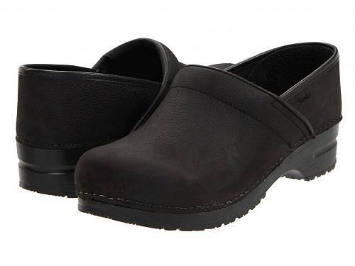 送料無料 サニタ Sanita メンズ 男性用 シューズ 靴 クロッグ ミュール Professional Oil - Mens - Antique Black Textured Oil