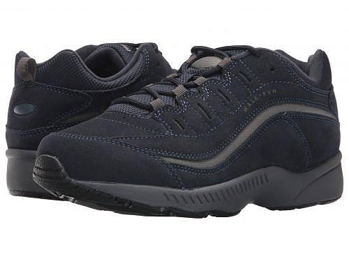 送料無料 イージースピリット Easy Spirit レディース 女性用 シューズ 靴 スニーカー 運動靴 Romy - Navy Multi Suede 1