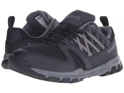 送料無料 リーボック Reebok Work レディース 女性用 シューズ 靴 スニーカー 運動靴 Sublite Work Soft Toe - Black