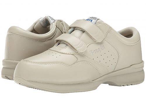 送料無料 プロペット Prop?t メンズ 男性用 シューズ 靴 スニーカー 運動靴 Life Walker Strap Medicare/HCPCS Code = A5500 Diabetic Shoe - Sport White
