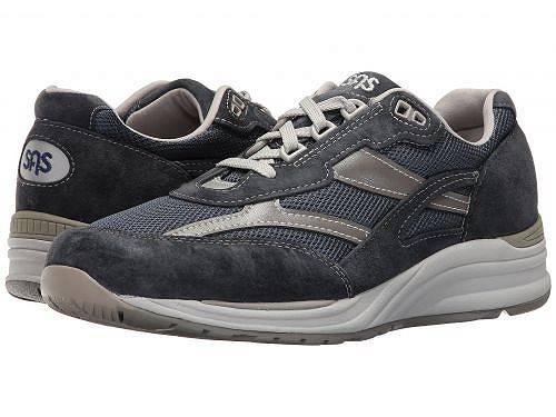 送料無料 サス SAS メンズ 男性用 シューズ 靴 スニーカー 運動靴 Journey Mesh - Blue