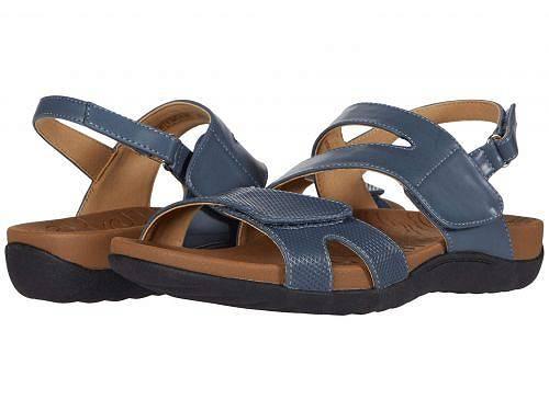 ロックポート Rockport レディース 女性用 シューズ 靴 サンダル Ridge Asymmetrical Strap - Blue