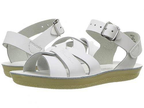 Salt Water Sandal by Hoy Shoes キッズ 子供用 キッズシューズ 子供靴 サンダル Sun-San - Swimmer (Toddler/Little Kid) - White