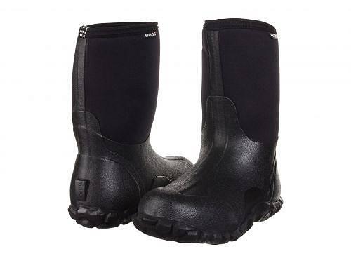 ボグス Bogs メンズ 男性用 シューズ 靴 ブーツ スノーブーツ Classic Mid - Black