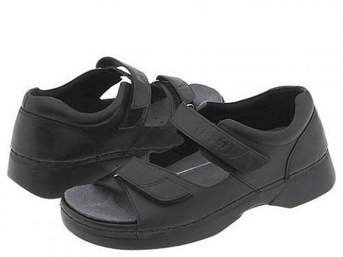 送料無料 プロペット Prop?t レディース 女性用 シューズ 靴 サンダル Pedic Walker - Black