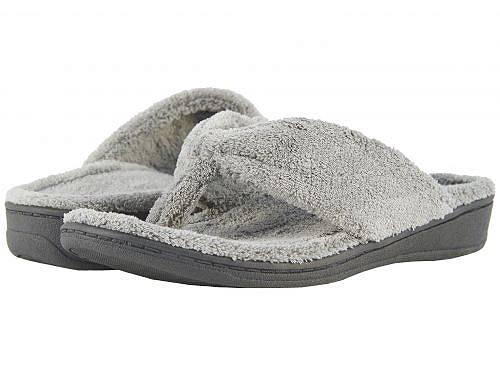 送料無料 バイオニック VIONIC レディース 女性用 シューズ 靴 スリッパ Gracie - Light Grey