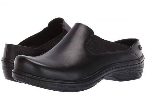 送料無料 クロッグス Klogs Footwear レディース 女性用 シューズ 靴 クロッグ ミュール Sail - Black Full Grain