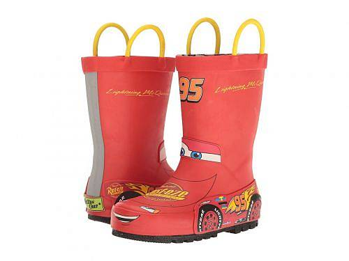 送料無料 ウエスタンチーフ Western Chief Rain Kids 男の子用 キッズシューズ (Toddler/Little Red 子供靴 ブーツ レインブーツ Lightning McQueen Rain Boots (Toddler/Little Kid/Big Kid) - Red, キッチン雑貨の店 ラクチーナ!:05a0fc87 --- sunward.msk.ru