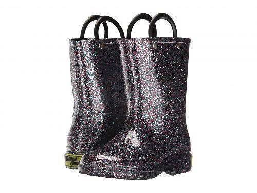 送料無料 Western Chief Kids ウエスタンチーフ 女の子用 キッズシューズ 子供靴 ブーツ レインブーツ Western Chief Kids ウエスタンチーフ Glitter Rain Boots (Toddler/Little Kid) - Multi