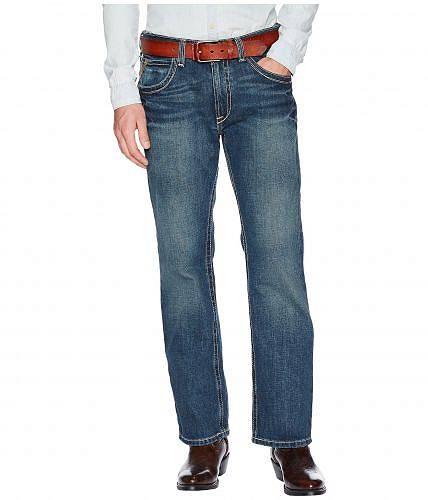 アリアト Ariat メンズ 男性用 ファッション ジーンズ デニム M5 Arrowhead Low Rise Straight Leg Jean - Gulch