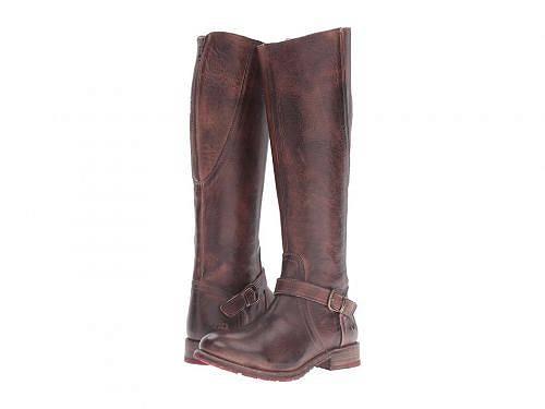 送料無料 ベッドストゥ Bed Stu レディース 女性用 シューズ 靴 ブーツ ロングブーツ Glaye - Teak Rustic Leather