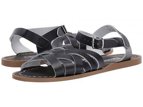 Salt Water Sandal Shoes by Hoy Shoes 女の子用 キッズシューズ Kid/Adult) 子供靴 Black サンダル Retro (Big Kid/Adult) - Black, ミヤノジョウチョウ:1070aaaf --- rakuten-apps.jp