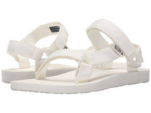 日本未発売 セール品 海外ブランドの靴 スニーカー バッグ 子供服 鞄 水着など取り扱い多数 プレゼントやお祝いにも 引き出物 送料無料 テバ シューズ - 靴 サンダル Universal レディース Original 送料無料お手入れ要らず Teva Bright White 女性用