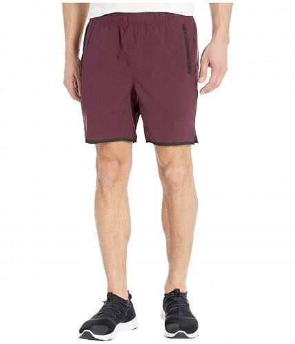送料無料 ルーカ RVCA メンズ 男性用 ファッション ショートパンツ 短パン Yogger IV Shorts - Plum