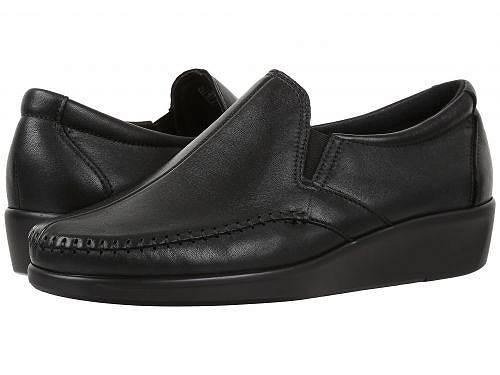 送料無料 SAS サス レディース 女性用 シューズ 靴 ローファー ボートシューズ SAS サス Dream - Black