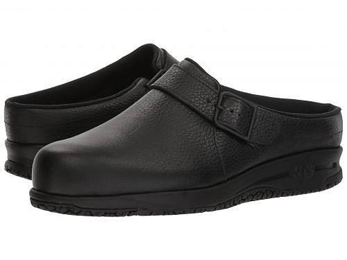 送料無料 サス SAS レディース 女性用 シューズ 靴 クロッグ ミュール Clog-Slip Resistant - Black