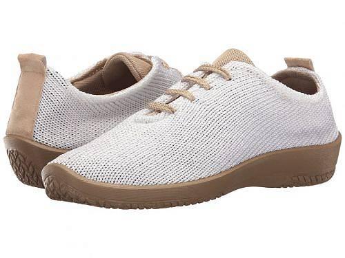 送料無料 アルコペディコ Arcopedico レディース 女性用 シューズ 靴 スニーカー 運動靴 LS - White