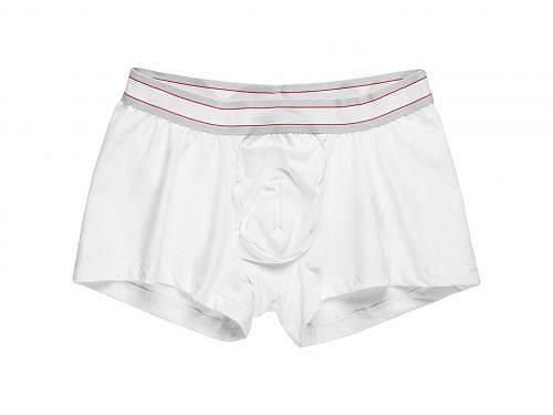 送料無料 Spanx for Men メンズ 男性用 ファッション 下着 Cotton Comfort Trunk - White