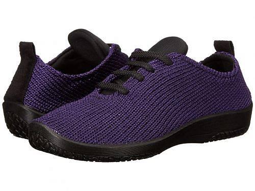 送料無料 アルコペディコ Arcopedico レディース 女性用 シューズ 靴 スニーカー 運動靴 LS - Plum
