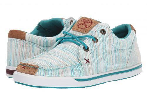 Twisted X レディース 女性用 シューズ 靴 スニーカー 運動靴 Hooey Looper - Blue/Multi