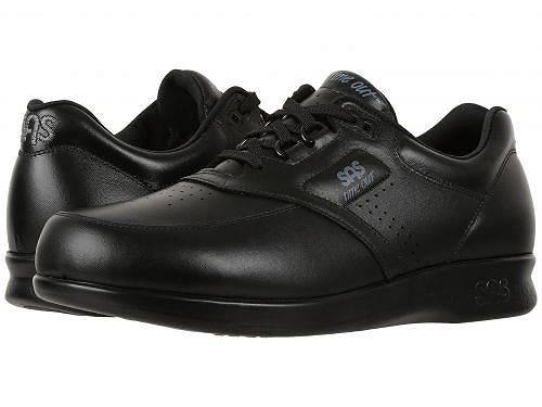 送料無料 サス SAS メンズ 男性用 シューズ 靴 スニーカー 運動靴 Time Out - Black