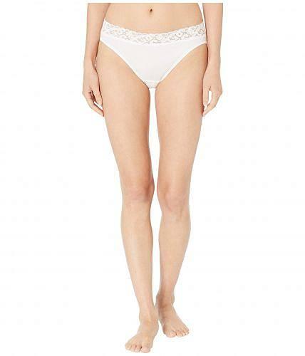 送料無料 ハンロ Hanro レディース 女性用 ファッション 下着 ショーツ Moments Hi-Cut Brief - White