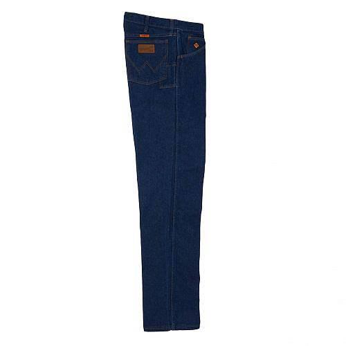 送料無料 ラングラー Wrangler メンズ 男性用 ファッション ジーンズ デニム Flame Resistant Relaxed Fit Cowboy Cut Jeans - Prewash