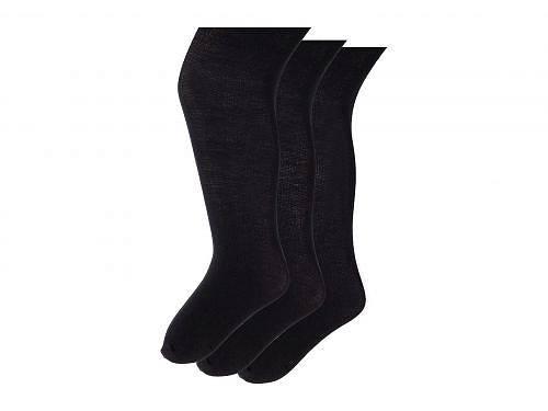 送料無料 ジェフェリーズソックス Jefferies Socks 女の子用 子供服 ストッキング Pima Cotton Tights 3-Pack (Infant/Toddler/Little Kid/Big Kid) - Black
