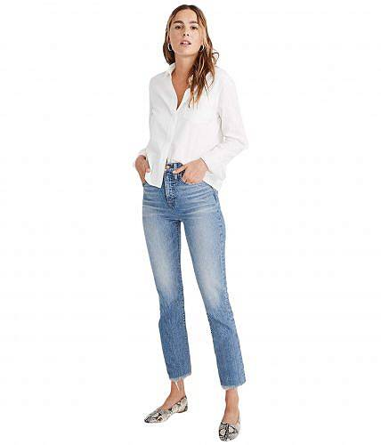 Madewell レディース 女性用 ファッション ジーンズ デニム The Perfect Vintage Jeans in Ainsworth Wash - Ainsworth Wash