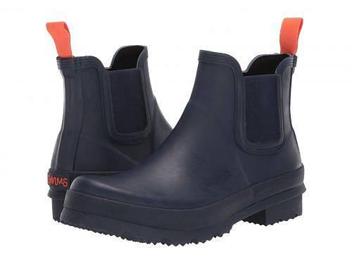 送料無料 スイムズ SWIMS メンズ 男性用 シューズ 靴 ブーツ レインブーツ Charlie Rain Boot - Navy
