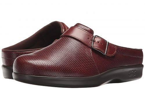 送料無料 サス SAS レディース 女性用 シューズ 靴 クロッグ ミュール Clog - Woven Brown