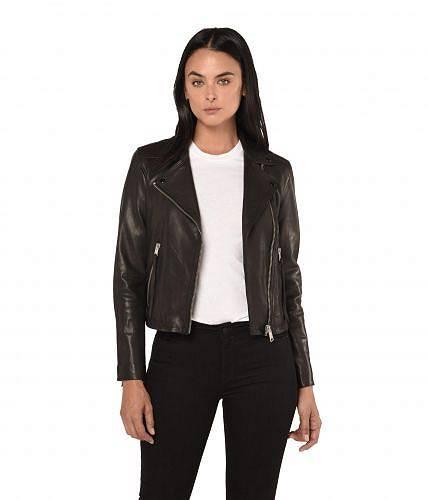 送料無料 AllSaints レディース 女性用 ファッション アウター ジャケット コート ライダージャケット Dalby Biker - Black