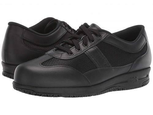 送料無料 サス SAS レディース 女性用 シューズ 靴 スニーカー 運動靴 Reverie Non-Slip - Black