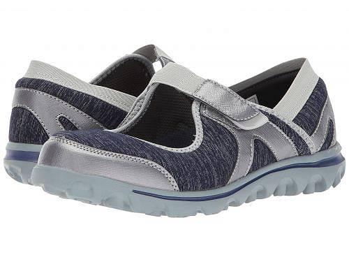 送料無料 プロペット Prop?t レディース 女性用 シューズ 靴 フラット Onalee - Blue/Silver