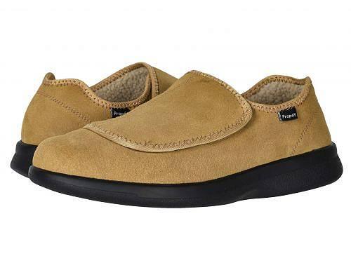 送料無料 プロペット Prop?t メンズ 男性用 シューズ 靴 スリッパ Coleman - Camel
