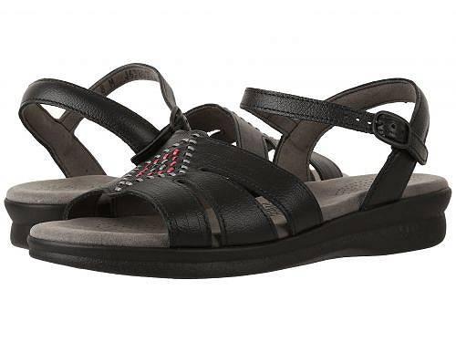 送料無料 SAS サス レディース 女性用 シューズ 靴 サンダル SAS サス Huarache - Black