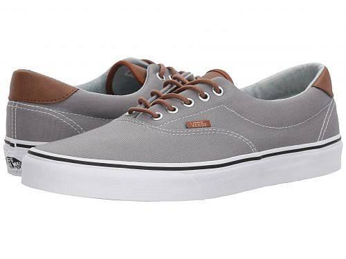 送料無料 バンズ Vans シューズ 靴 スニーカー 運動靴 Era 59 - (C&L) Frost Gray/Acid Denim