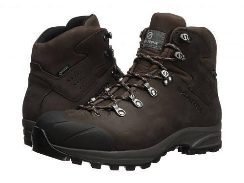 送料無料 スカルパ SCARPA メンズ 男性用 シューズ 靴 ブーツ ハイキングブーツ Kailash Plus GTX - Dark Coffee