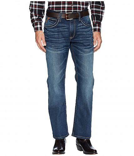 送料無料 Ariat アリアト メンズ 男性用 ファッション ジーンズ デニム M4 Low Rise Bootcut Jeans in Silverton - Silverton