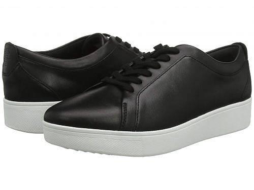 送料無料 フィットフロップ FitFlop レディース 女性用 シューズ 靴 スニーカー 運動靴 Rally - Black 1