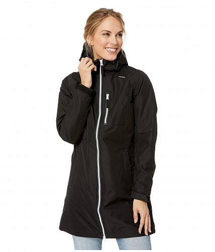 送料無料 ヘリーハンセン Helly Hansen レディース 女性用 ファッション アウター ジャケット コート ダウン・ウインターコート Long Belfast Winter Jacket - Black 1