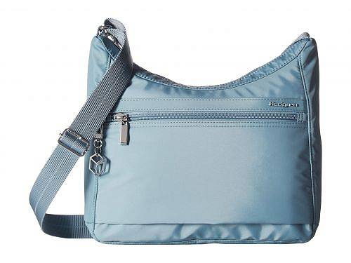 送料無料 Hedgren ヘッドグレン レディース 女性用 バッグ 鞄 バックパック リュック Hedgren ヘッドグレン Inner City Harper's Small Shoulder Bag RFID - Citadel Blue