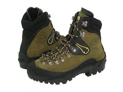 送料無料 スポルティバ La Sportiva メンズ 男性用 シューズ 靴 ブーツ ハイキングブーツ Karakorum - Green
