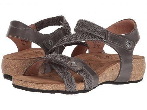 送料無料 タオス taos Footwear レディース 女性用 シューズ 靴 サンダル Trulie - Dark Grey