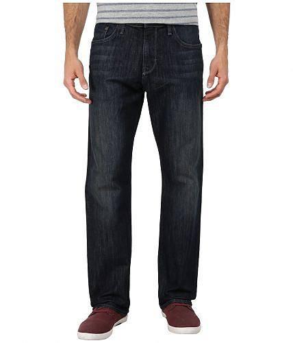 送料無料 マヴィ Mavi Jeans メンズ 男性用 ファッション ジーンズ デニム Matt Mid Rise Relaxed Straight in Deep Stanford - Deep Stanford